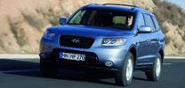 Fahrbericht Hyundai Santa Fe 2.7 V6 GLS: Viel Fahrspaß