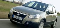 Fiat Sedici mit Frontantrieb und neuer Ausstattungslinie
