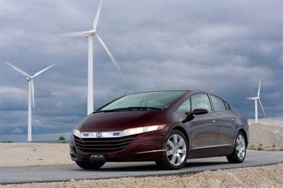 Honda will Brennstoffzellenfahrzeug FCX Clarity ab 2008 anbieten