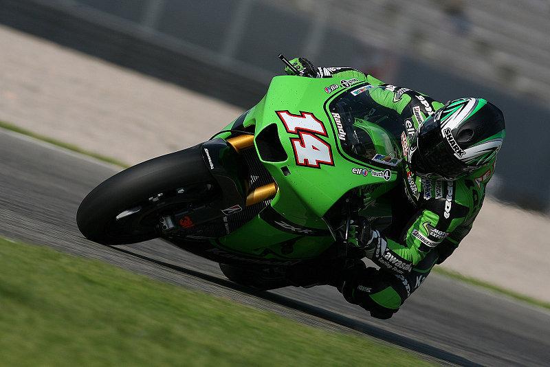 Kein vollendetes Kawasaki-Glück: Falsche Reihe, falsche Maschine