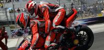 Mit Ducati aufs MotoGP-Bike
