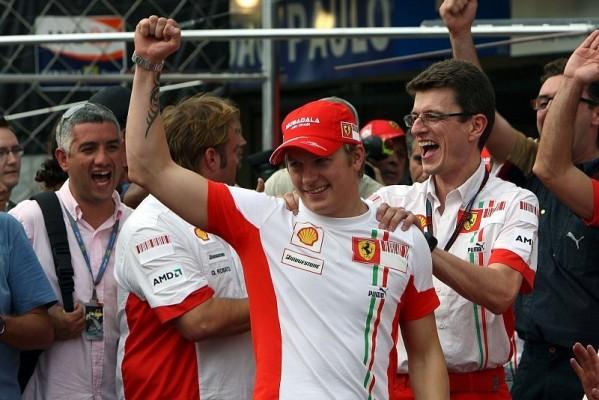 Nach Abweisung der McLaren-Klage: Auch Räikkönen ist froh