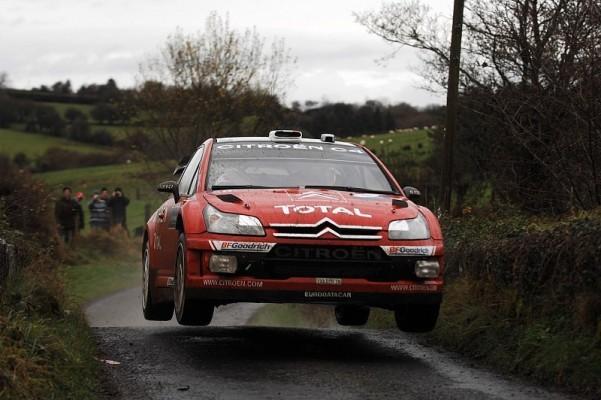Rallye Irland, Tag 3: Loeb triumphiert