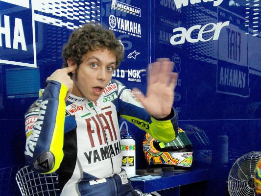 Rossi siegt auf vier Rädern: Seine Reifenentscheidung verwundert nach wie vor