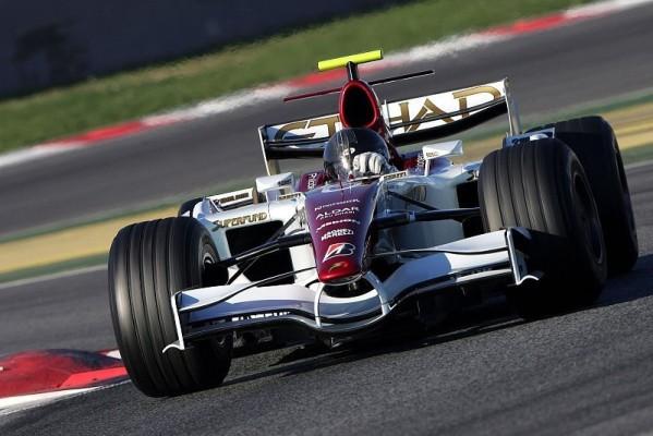 Schumacher, Fisichella, Montagny: Überbevölkerung bei Force India