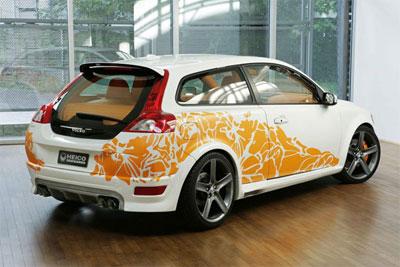 Schwedensport: Volvo bietet R-Pakete für kleine Baureihen
