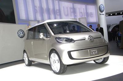 Volkswagen zeigt in Los Angeles