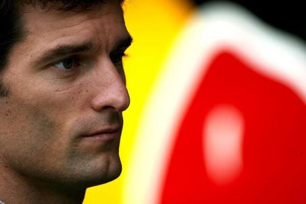 Webber bleibt gelassen: Er sieht sein Cockpit als sicher