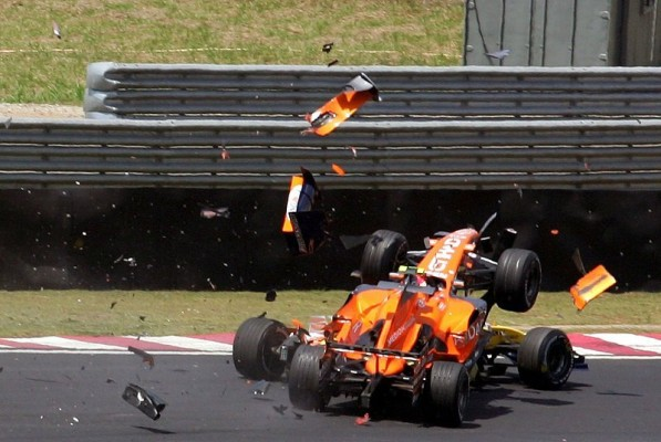 Yamamotos kurze F1-Saison: Dankbarkeit und Pech