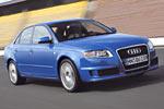 Ab sofort ist der A4 DTM Edition mit Frontantrieb für 38.550 Euro beim Händler zu bestellen