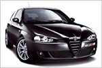 Alfa 147: Jetzt auch als pechschwarzes Sondermodell Limited TI