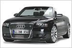 Audi Cabrio von B&B: Single-Frame und 19-Zoll-Felgen