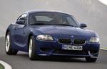 BMW Z4 M Coupe. Foto: Auto-Reporter/BMW