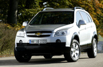 Chevrolet Captiva. Foto: Auto-Reporter/Chevrolet