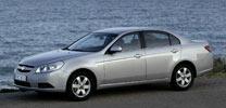 Chevrolet Epica: Große Limousine mit kleinen Schönheitsfehlern