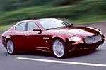 Der Executive GT ist die Edel-Ausführung des Quattroporte