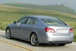 Der GS hat auch in der Hybridversion 450h einen Heckantrieb