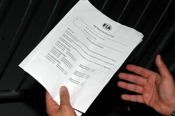 Die FIA-Urteilsbegründung: Kein Einfluss auf das Auto
