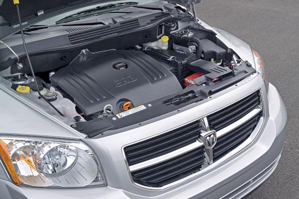 Dodge Caliber - Dieselmotor