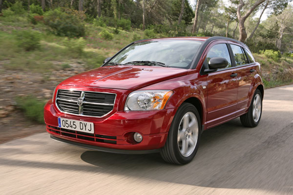 Dodge Caliber - Frontansicht