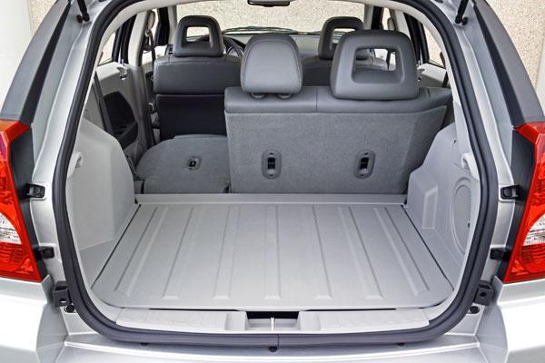 Dodge Caliber - Kofferraum