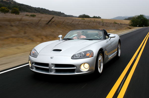 Dodge Viper - Frontansicht