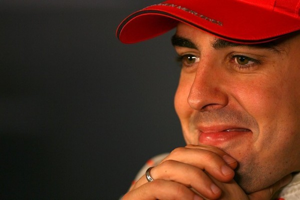 Fernando Alonso: Ich brauche eine perfekte Saison