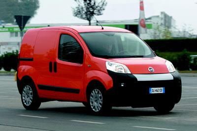 Fiat Fiorino: Wendiger City-Lieferwagen