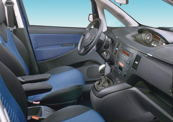 Fiat Idea - Innenraum