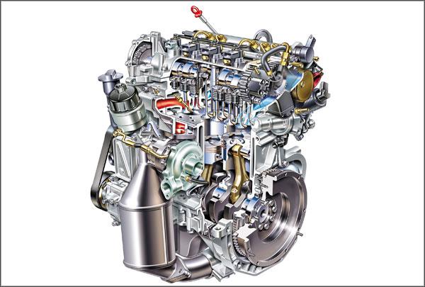 Fiat Panda - Dieselmotor