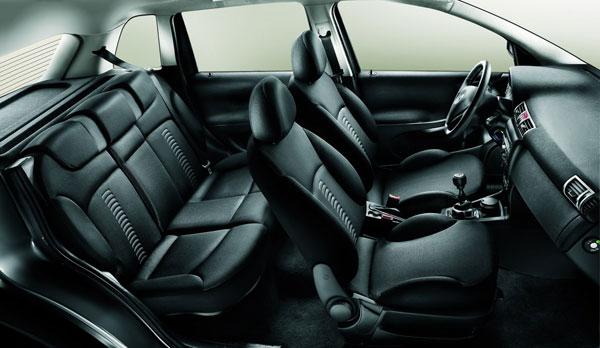 Fiat Stilo - Innenraum
