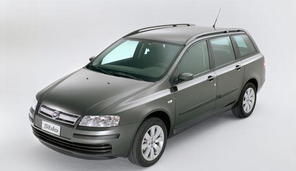 Fiat Stilo Multi Wagon - Frontansicht