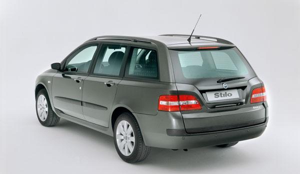 Fiat Stilo Multi Wagon - Heckansicht