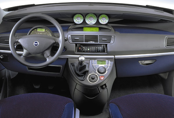Fiat Ulysse - Innenraum