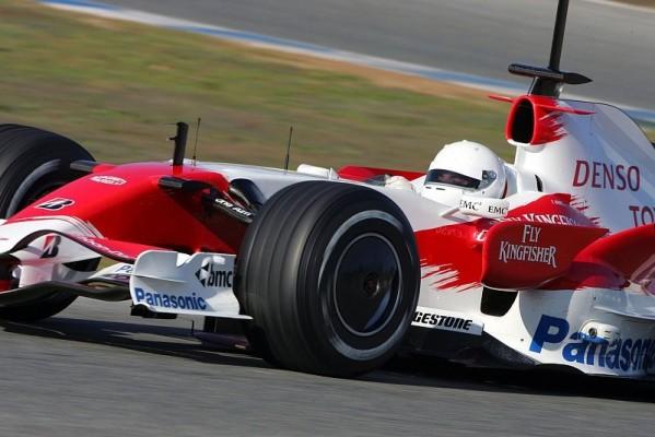 Glock fühlt sich wohl: In Gedanken schon lange in der F1