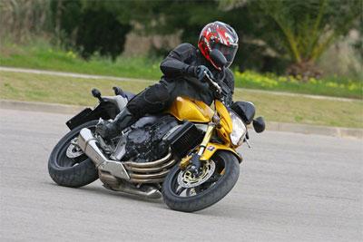 Honda CBF 600 S: Frischer Wind in der Mittelklasse