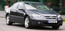 Honda Legend: Flaggschiff mit Vollausstattung
