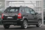 Hyundai Tucson Champion: Das Sondermodell hat vier Auspuffblenden