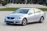Lexus GS: Die Luxuslimousine kommt ab Frühjahr 2006 auch mit Hybridantrieb