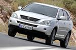 Lexus RX 400h: Luxus-SUV mit Hybridantrieb jetzt auch in Deutschland