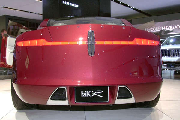 Lincoln MKR: Neue Chrom-Lust