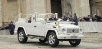 Neues Papa-Mobil von Mercedes-Benz