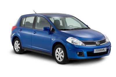 Nissan Tiida - Alternative zum Qashqai