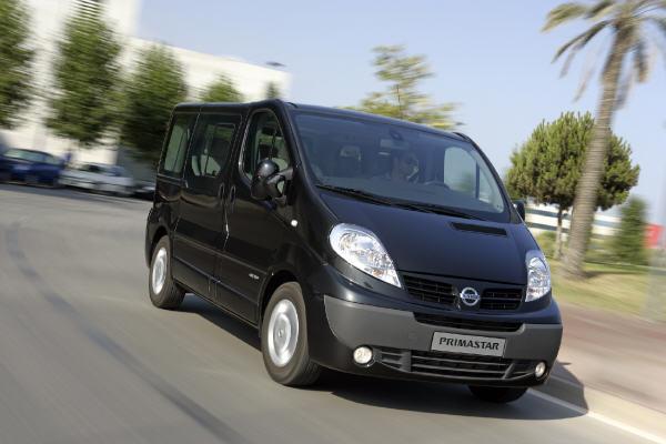 Nissan überarbeitet Primastar und Interstar