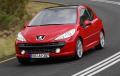 Peugeot 207: Franzose mit Ferrari-Schlund