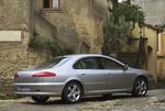 Peugeot 607. Foto: Auto-Reporter/Peugeot