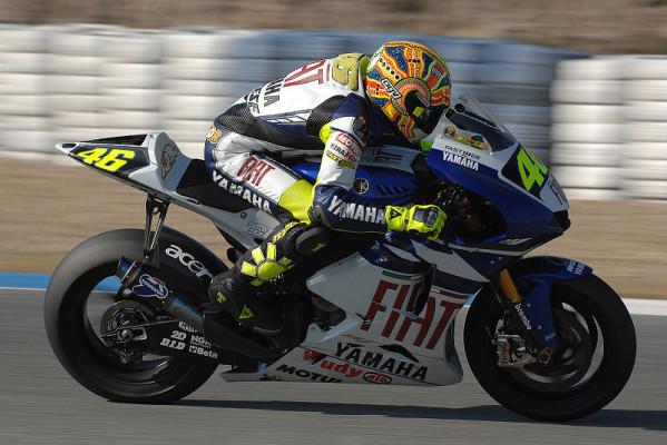 Rossi will noch bleiben: Hoffentlich noch fünf Jahre
