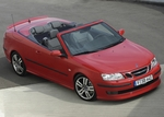 Saab 9-3 Cabriolet Performance by Hirsch. Foto: Auto-Reporter/Saab