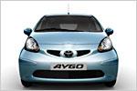 Toyota Aygo: Der neue Winzling kommt im Sommer 2005