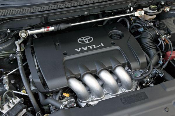 Toyota Corolla - Benzinmotor